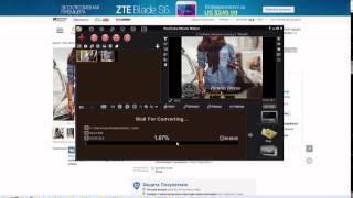 VSB+YMM= делаем ролики для YouTube под оффер {пример Aliexpress}